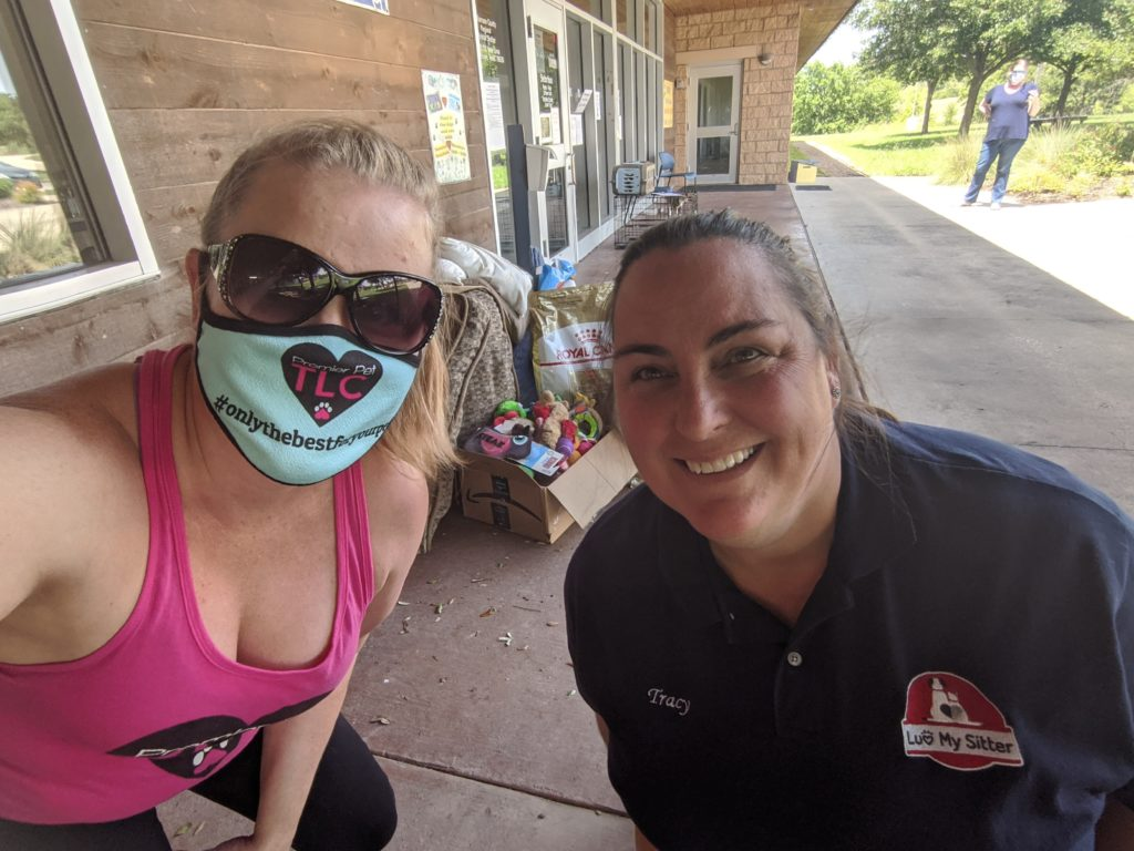 Austin Pet Sitters help pet adoption organizations throughout Austin and surrounding areas!