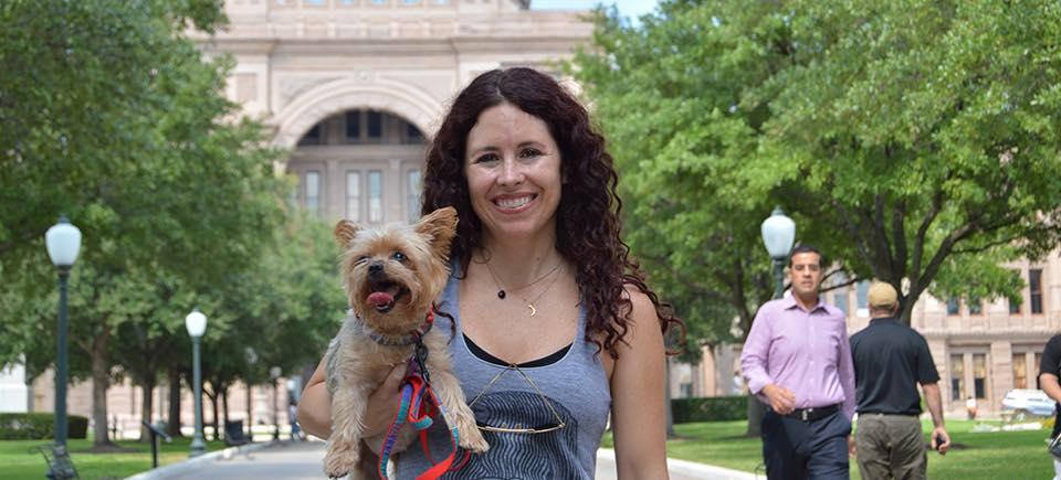 Lauren Spears Austin Pet Sitters Organization